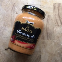 you have to try Maille Red pepper!