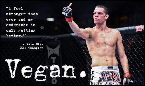 Kyle Jurek >> Three Vegan Nutrition Fixes to Kick Ass Like Nate Diaz